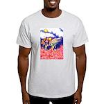 Carnival Ash Grey T-Shirt