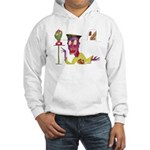 Art admirer Hooded Sweatshirt