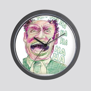 Ha Ha Ha Wall Clock