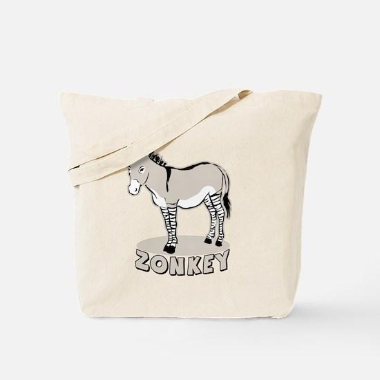 Zonkey Tote Bag