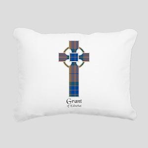 Cross - Grant of Edinchat Rectangular Canvas Pillo
