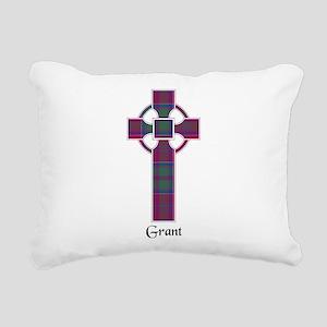 Cross - Grant Rectangular Canvas Pillow