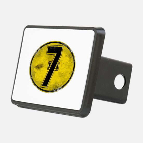 Lucky 7 Hitch Cover