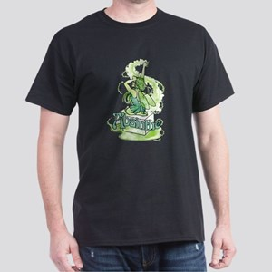 Absinthe Sugar Cube Fairy Dark T-Shirt