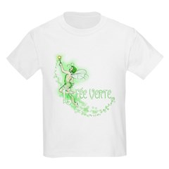 Absinthe Fairy Flying T-Shirt