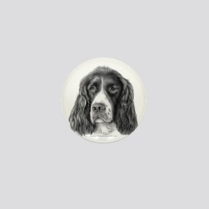 English Springer Spaniel Mini Button