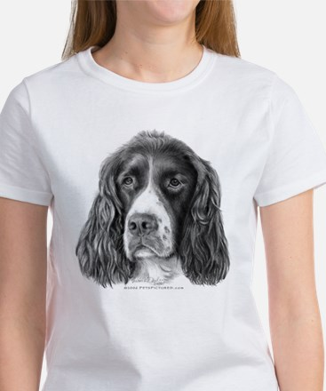 English Springer Spaniel Women's T-Shirt