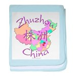 Zhuzhou China baby blanket