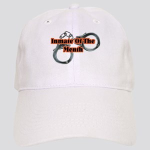 INMATE OF THE MONTH Cap