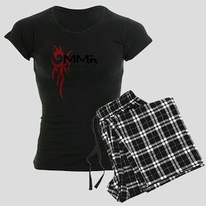 MMA Tribal3 Women's Dark Pajamas