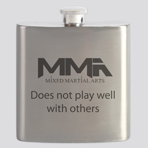 MMA Not Play Flask