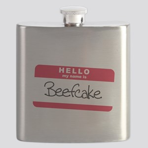 my name is beefcake Flask