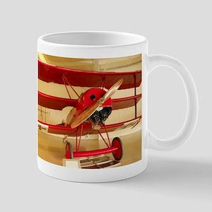 1917 Red Hot Aircraft Mug