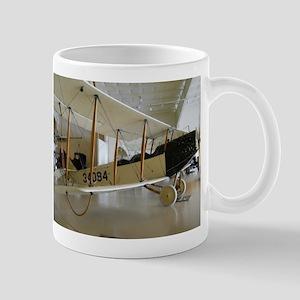 The Jenny Plane Mug