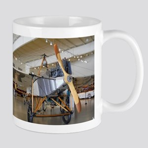 1913 Open Engine Aircraft Mug