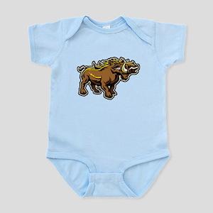 Warthog Infant Bodysuit