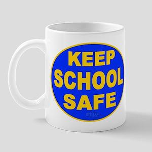 Keep School Safe Mug