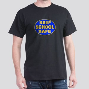 Keep School Safe Dark T-Shirt