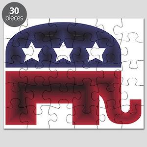 Republican Elephant (C) Puzzle
