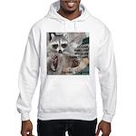 Raccoon Hooded Sweatshirt