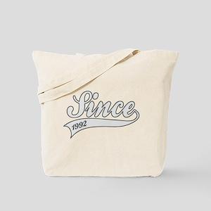 Since 1992 - Birthday Tote Bag