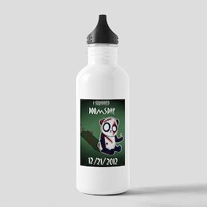 Zombie Panda Stainless Water Bottle 1.0L