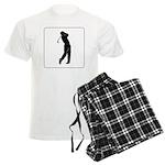 golf shadow.jpg Pajamas