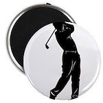 golf shadow.jpg Magnets