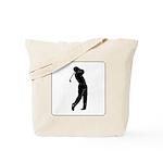 golf shadow.jpg Tote Bag
