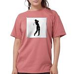 golf shadow.jpg Womens Comfort Colors Shirt