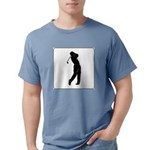 golf shadow.jpg Mens Comfort Colors Shirt