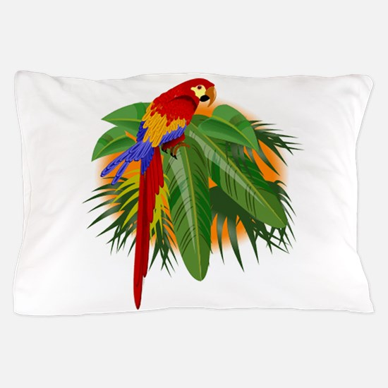 parrot Pillow Case
