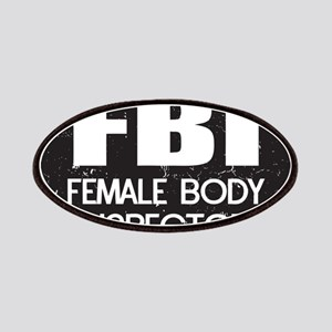 Female Body Inspector - Distressed Texture Patches