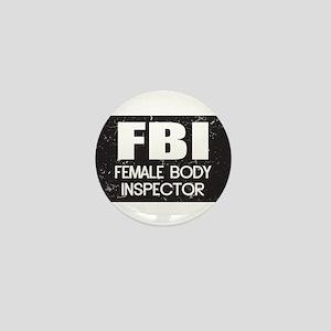 Female Body Inspector - Distressed Texture Mini Bu