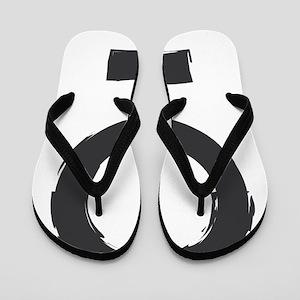 ff7e395cb9353d Female Symbol Flip Flops - CafePress