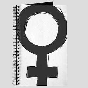 Female Symbol Journal