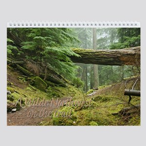WildeNW ~trails Wall Calendar