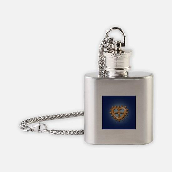 Heartgear Flask Necklace #1