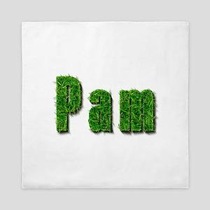 Pam Grass Queen Duvet