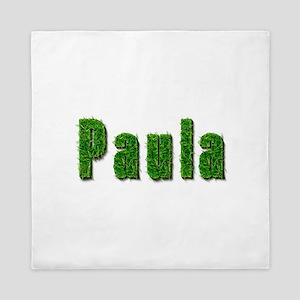 Paula Grass Queen Duvet