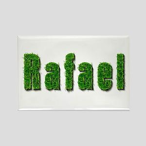 Rafael Grass Rectangle Magnet
