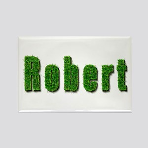 Robert Grass Rectangle Magnet