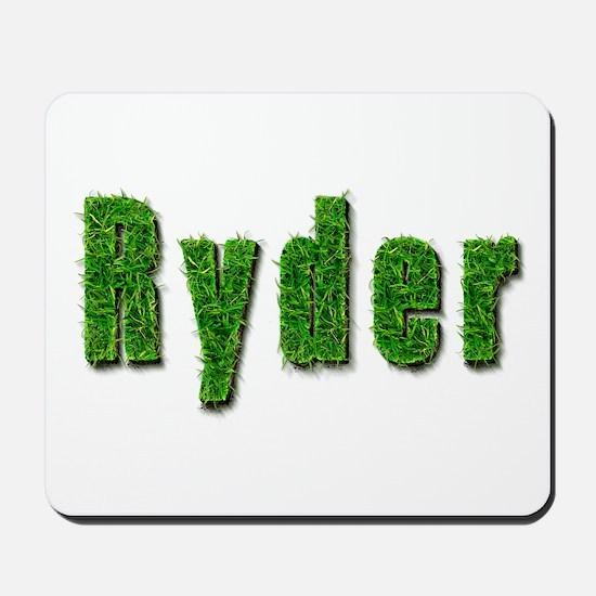 Ryder Grass Mousepad