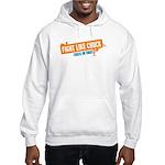 Fight Like Chuck Hooded Sweatshirt
