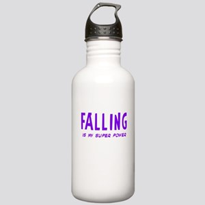Super Power: Falling Stainless Water Bottle 1.0L