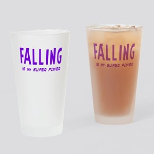 Super Power: Falling Drinking Glass