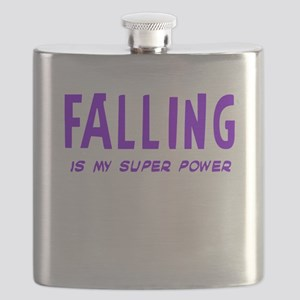 Super Power: Falling Flask