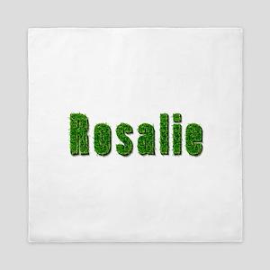 Rosalie Grass Queen Duvet