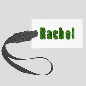 Rachel Grass Large Luggage Tag