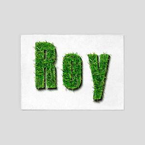 Roy Grass 5'x7' Area Rug